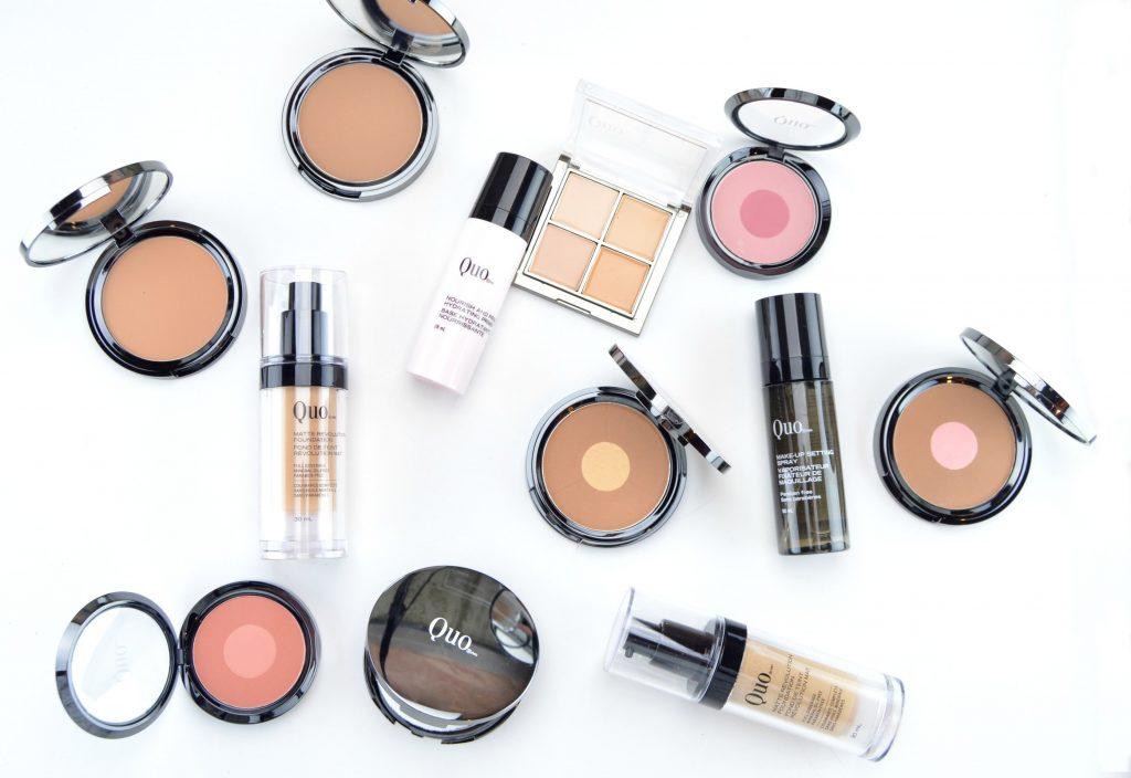 Quo Cosmetics Makeup Staples