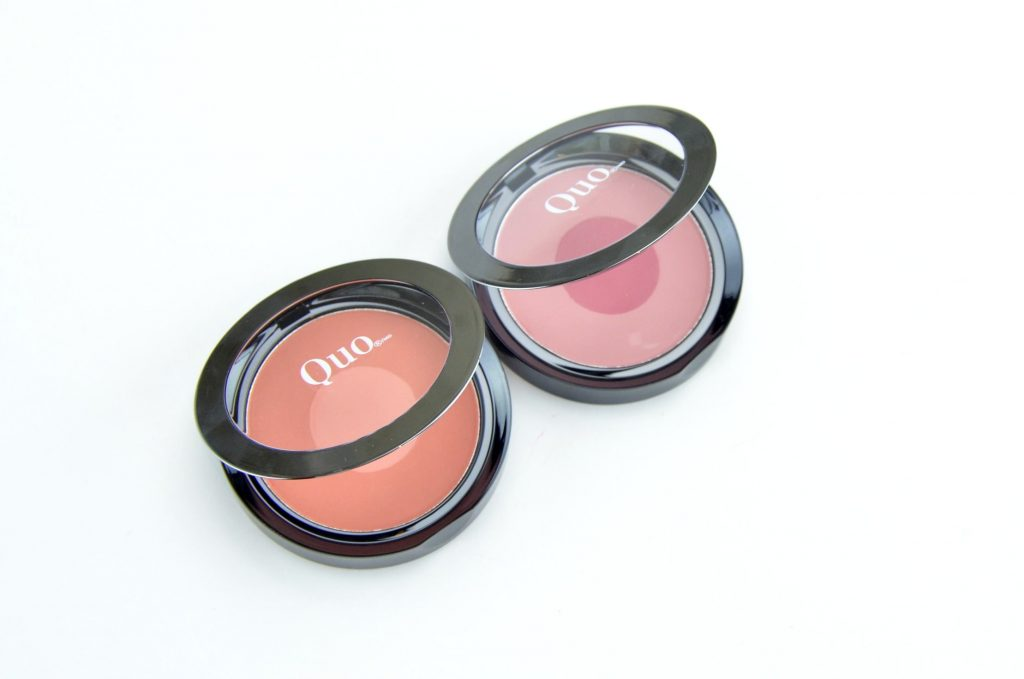 Quo Blush Duo, beauty product reviews, makeup artist, makeup tips, makeup brands