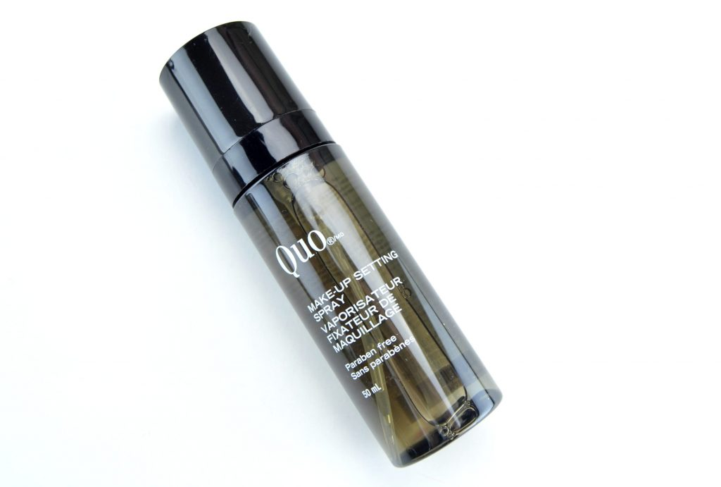 Quo Makeup Setting Spray