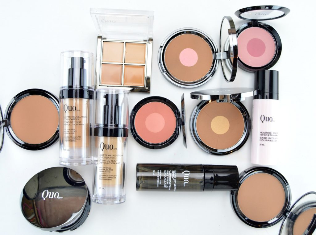 Quo Cosmetics Makeup Staples