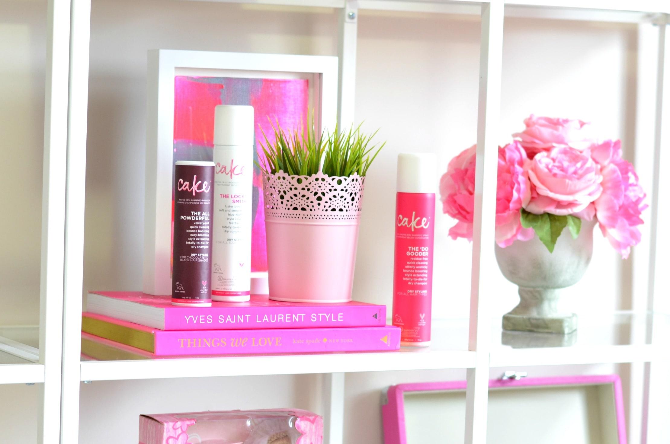 cake beauty, Perfect Dry Shampoo, magazines Canada, fashionable, beauty products Canada, canadian beauty