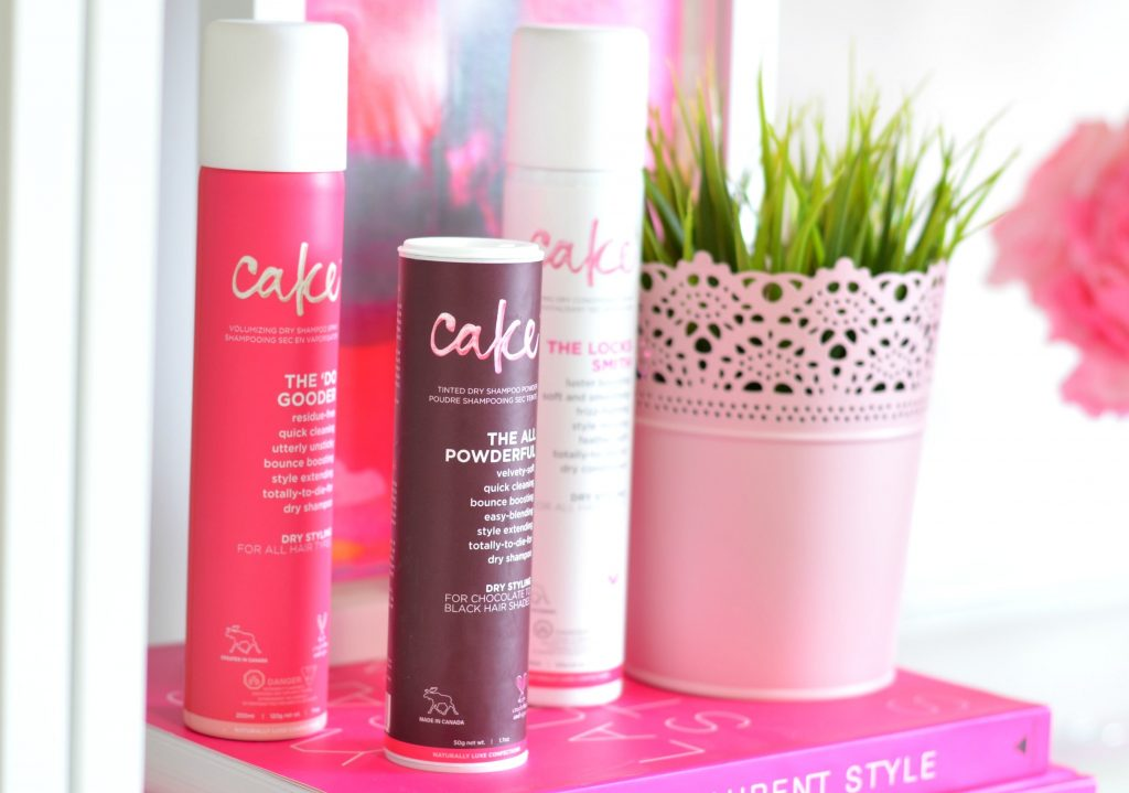 cake beauty, Perfect Dry Shampoo, magazines Canada, fashionable, beauty products Canada, canadian beauty