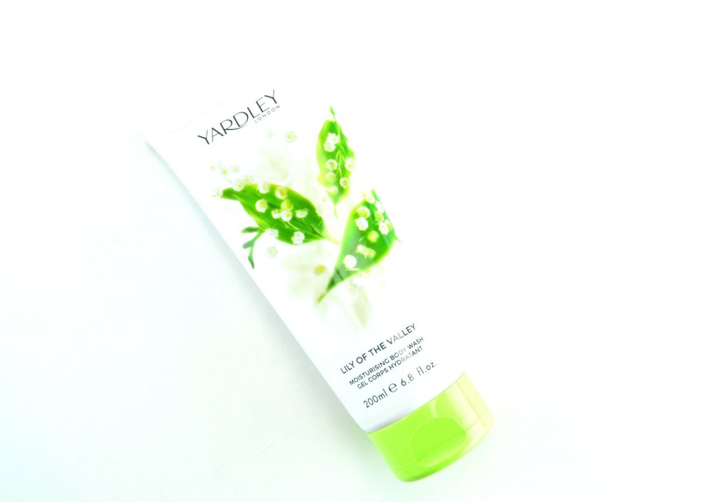 Yardley London Lily Of The Valley Moisturizing Body Wash
