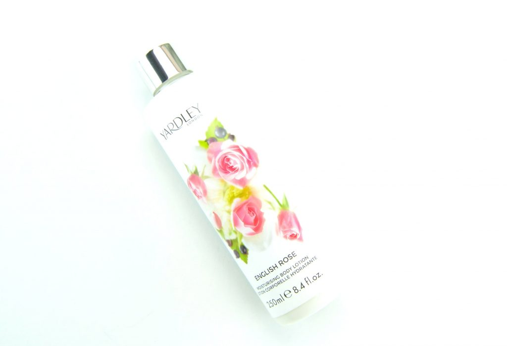 Yardley London English Rose Moisturizing Body Lotion