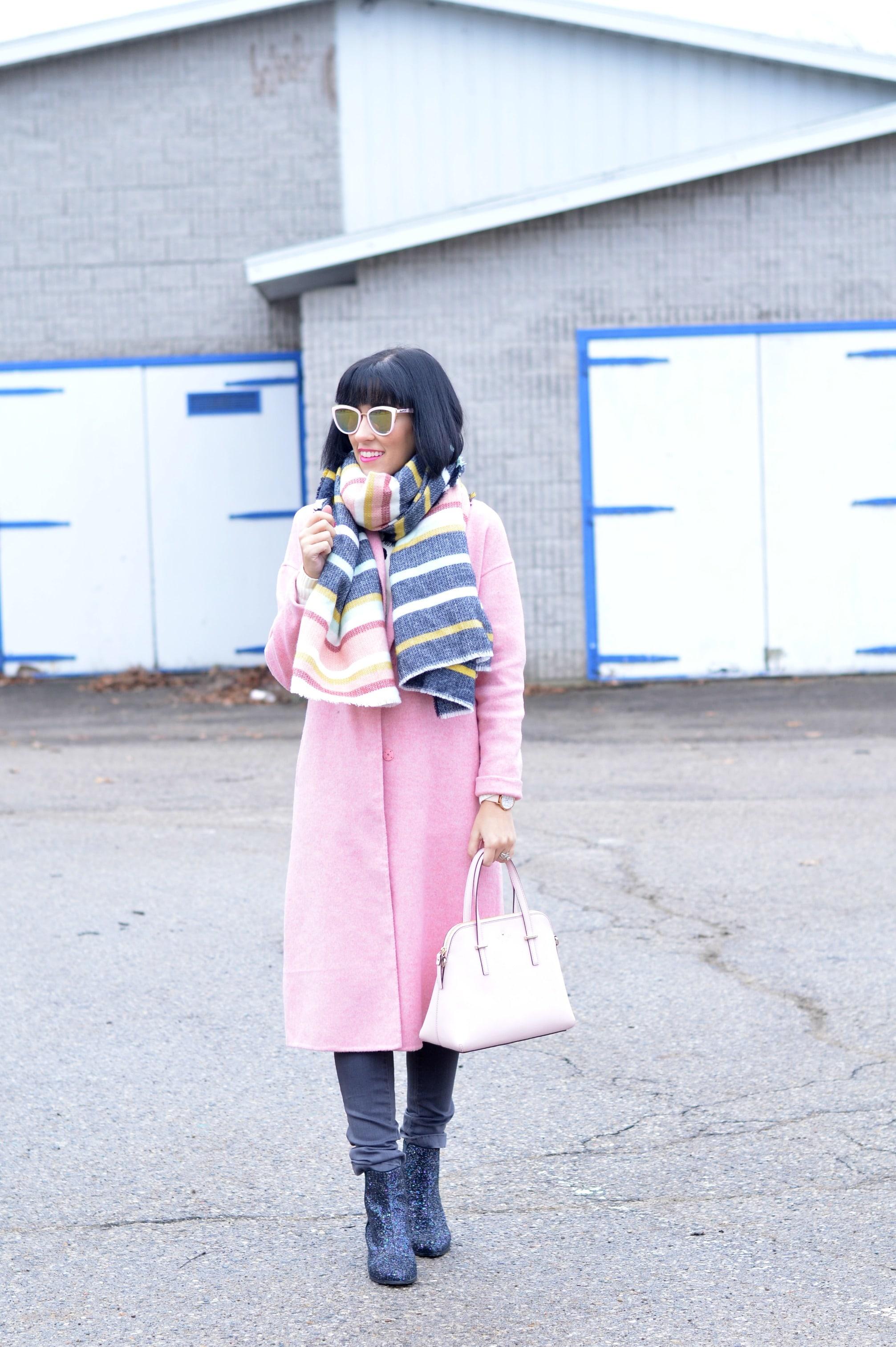 pink coat, pink jacket, pink winter coat, pink winter jacket, zara pink jacket, perfect winter coat, blog Toronto, blog Canada, fashion tips, fashion style, fashion bloggers Toronto