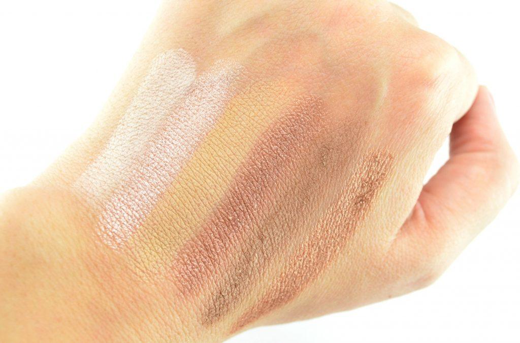 Rimmel Magnif'Eyes Shadow Palette in Keep Calm & Wear Gold