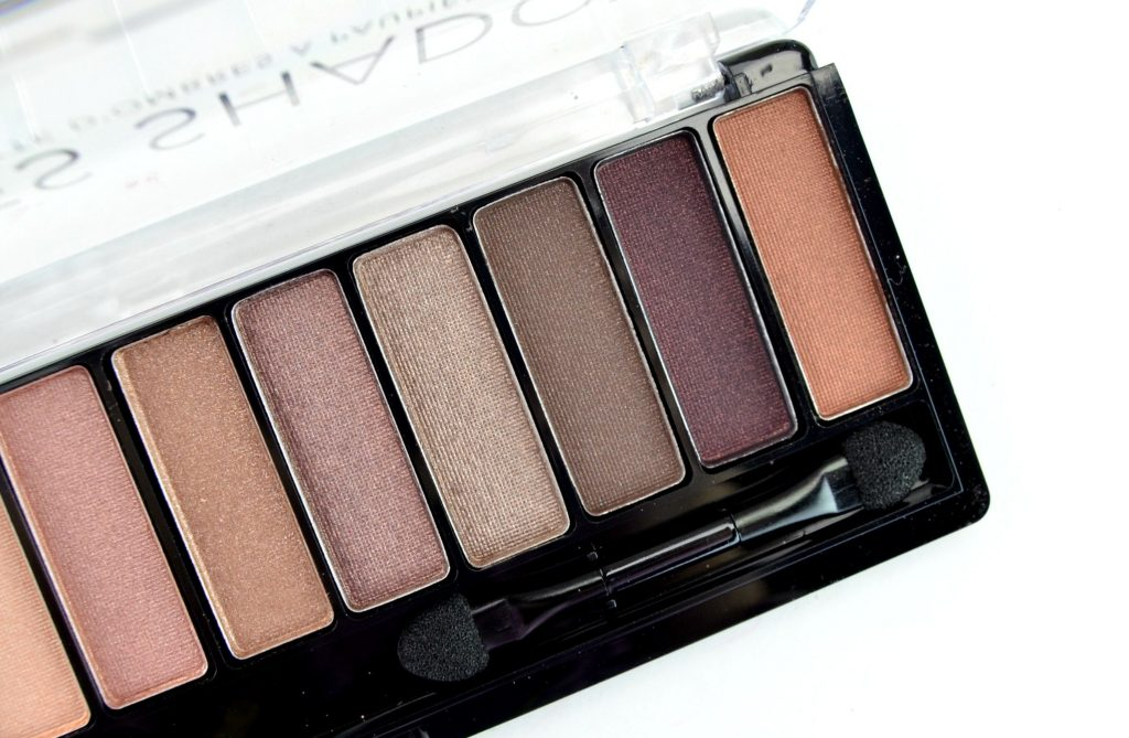 Rimmel Magnif'Eyes Shadow Palette in Nudes Calling