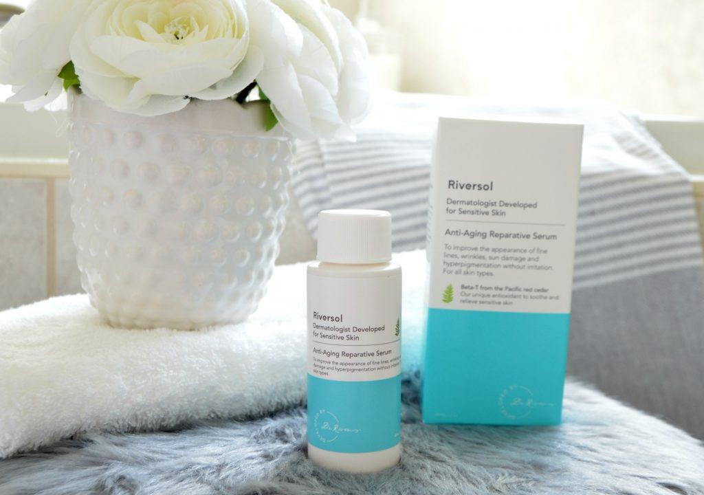 Riversol Anti-Aging Reparative Serum, Riversol serum, Anti-Aging Serum, facial serum, anti-aging cream