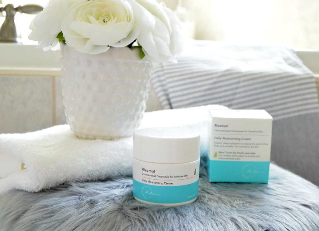 Riversol Moisturizing Cream, Riversol Daily Moisturizing Cream, riversol moisturizer, riversol face cream, daily face cream, sensitive skin cream