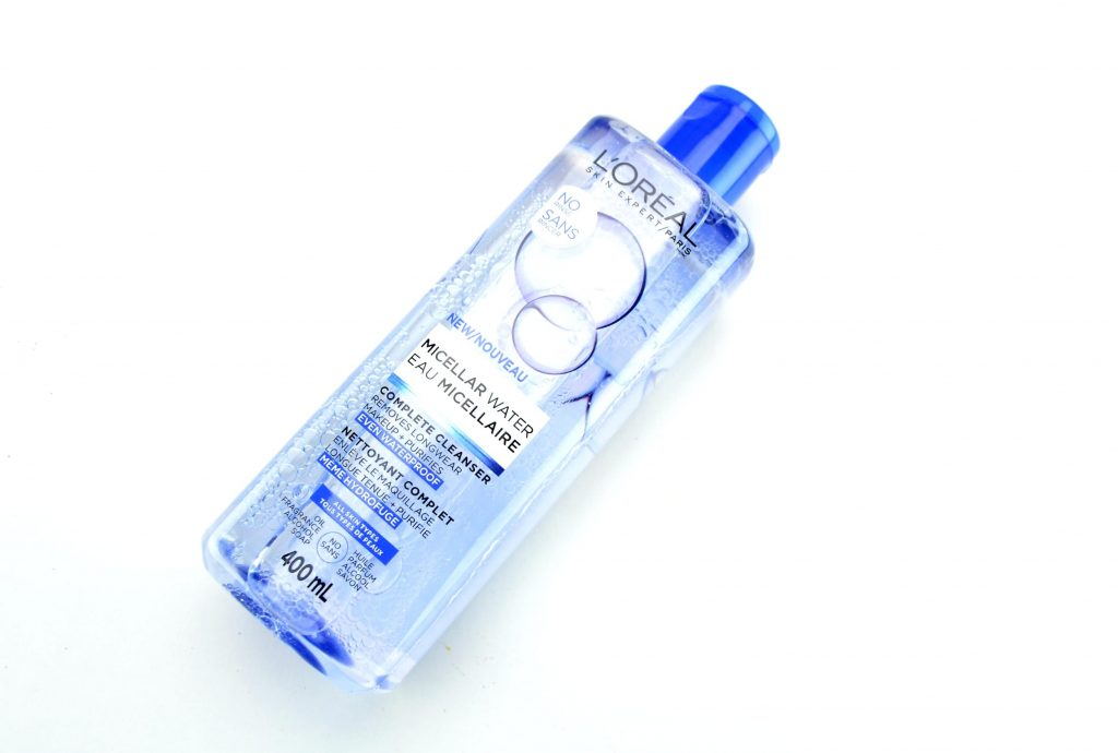 L'Oreal Micellar Cleansing Water