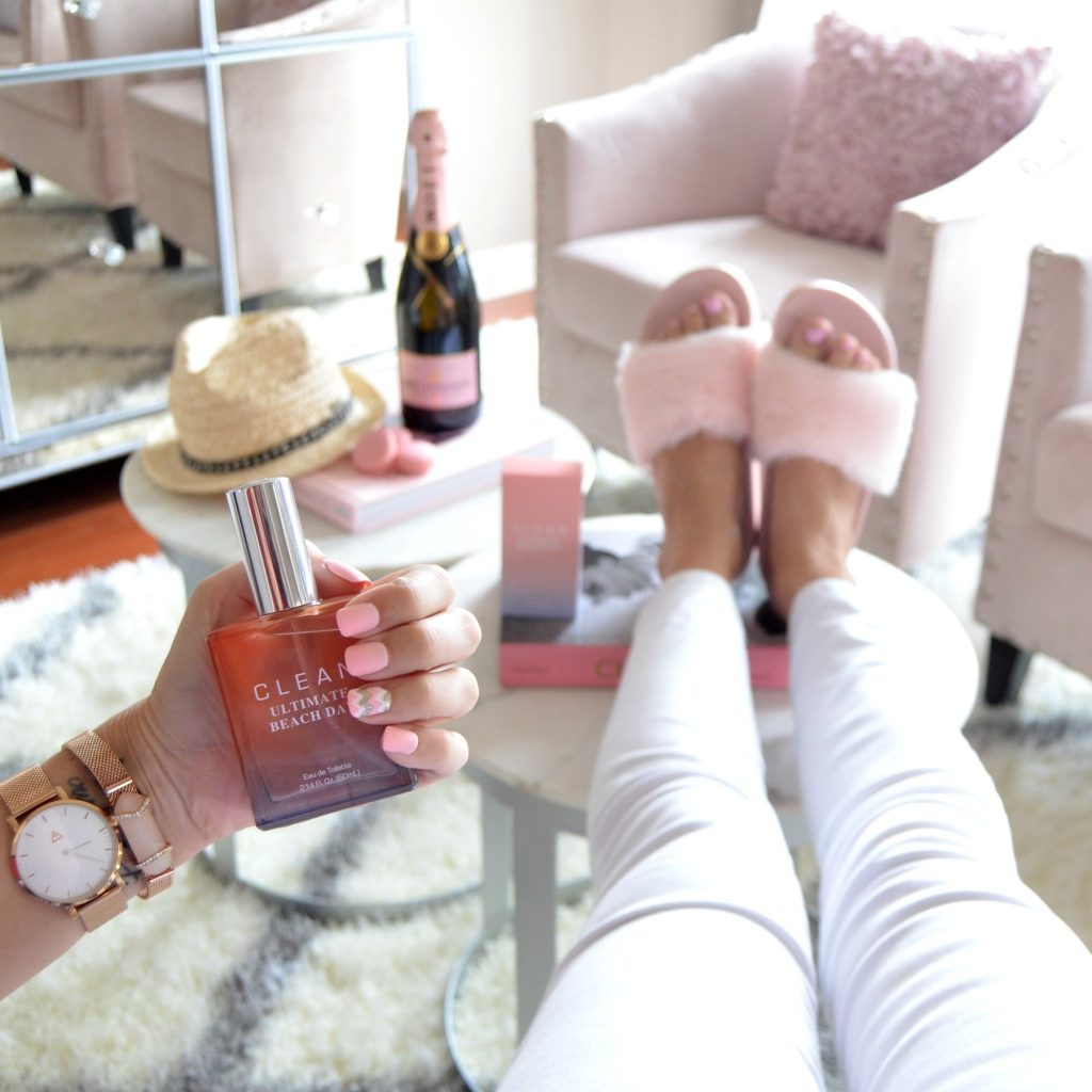 Hit The Seaside With Clean Ultimate Beach Day Perfume