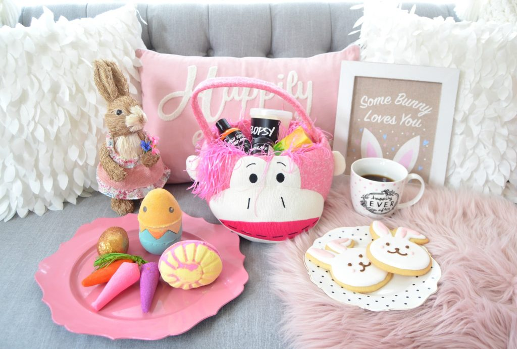 The Perfect Spa Easter Basket