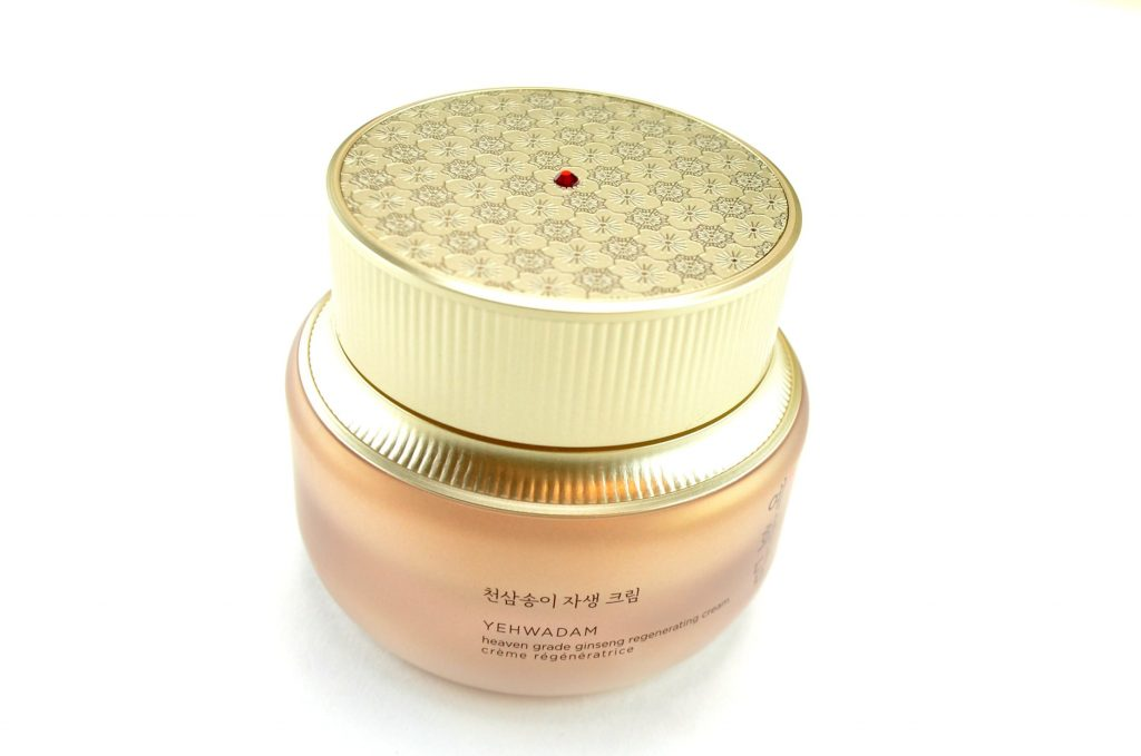 The Face Shop YEHWADAM Heaven Grade Ginseng Regenerating Cream