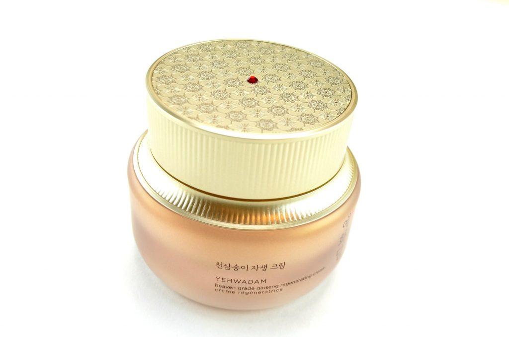 The Face Shop YEHWADAM Heaven Grade Ginseng Regenerating Cream