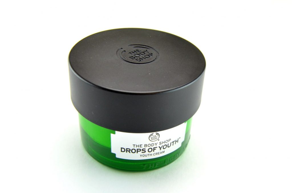 the bodyshop Drops Of Youth Youth Cream