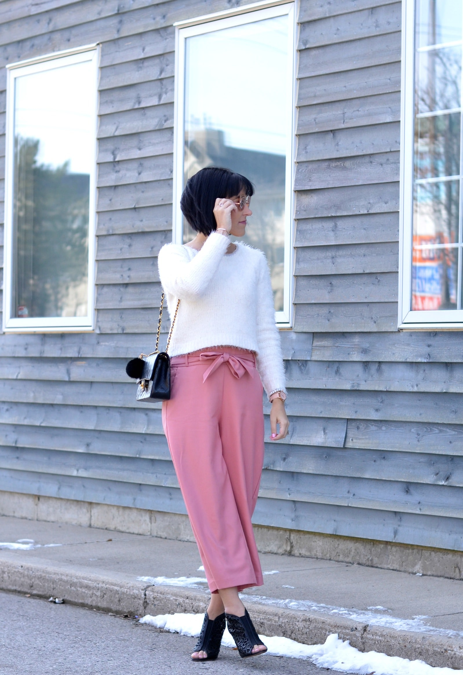 How to style culottes