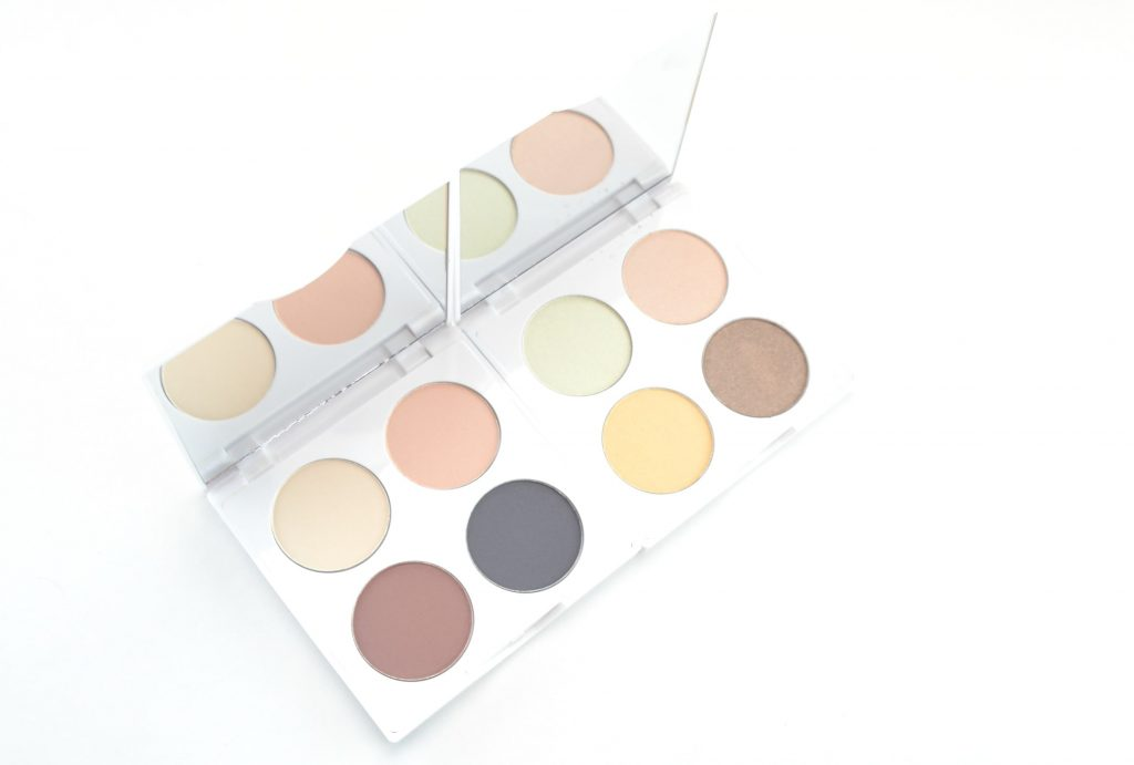 Quo Eyeshadow Palettes