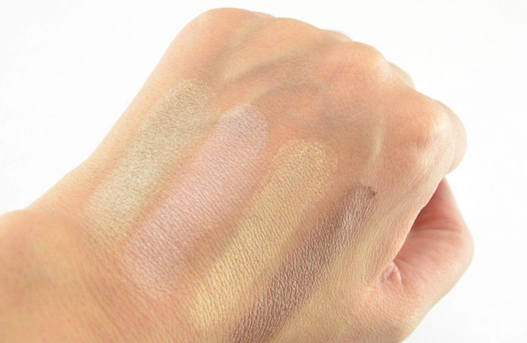 Quo Eyeshadow Palettes