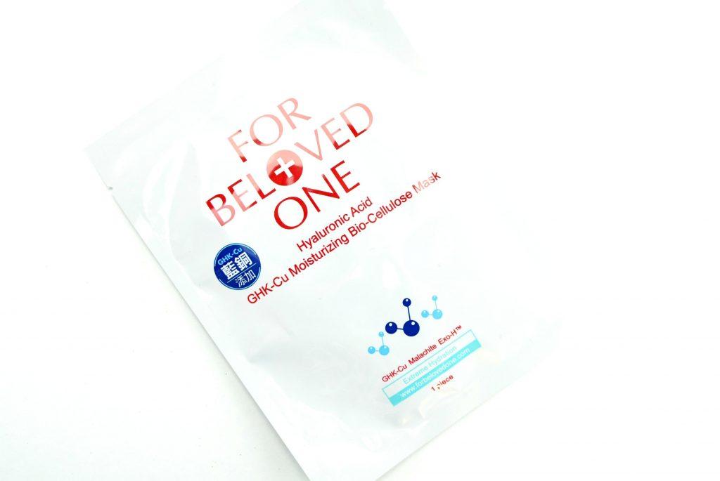 For Beloved One Hyaluronic Acid Mask