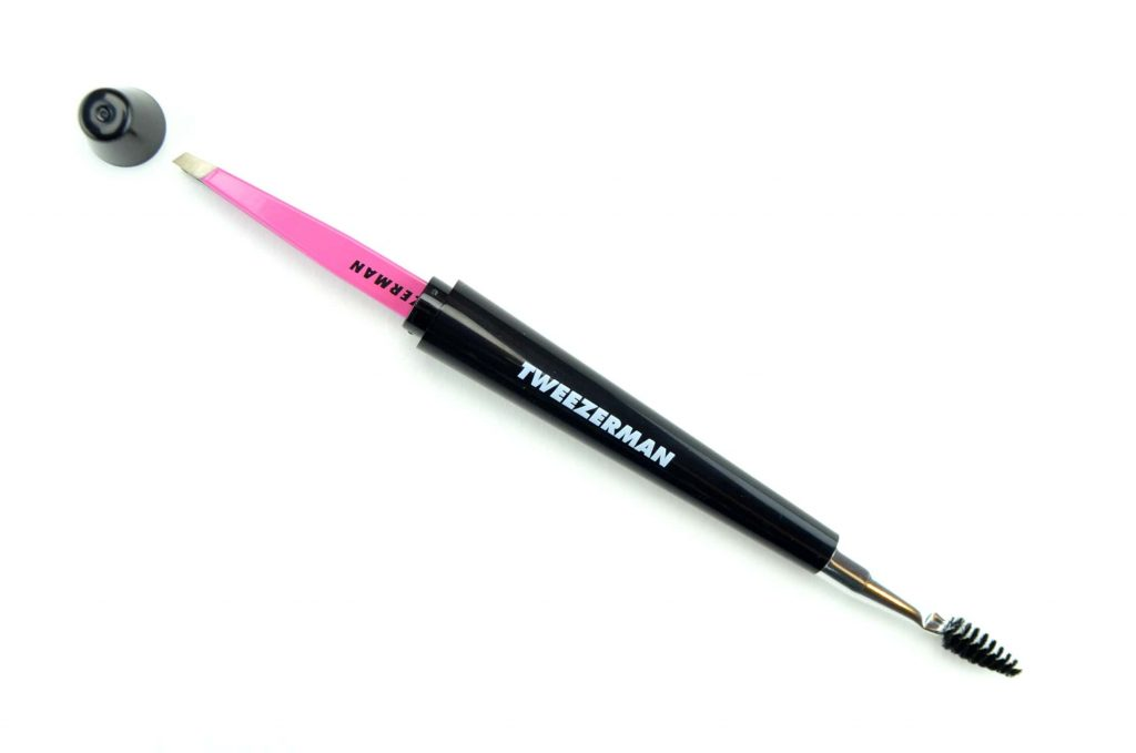 Tweezerman Hideaway Brow Brush Set