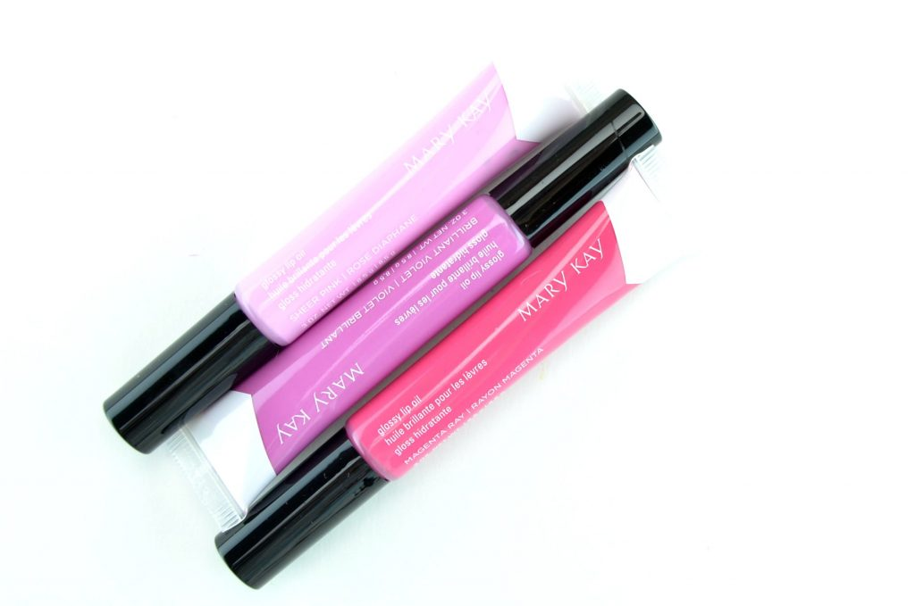 Mary Kay Limited-Edition Glossy Lip Oil
