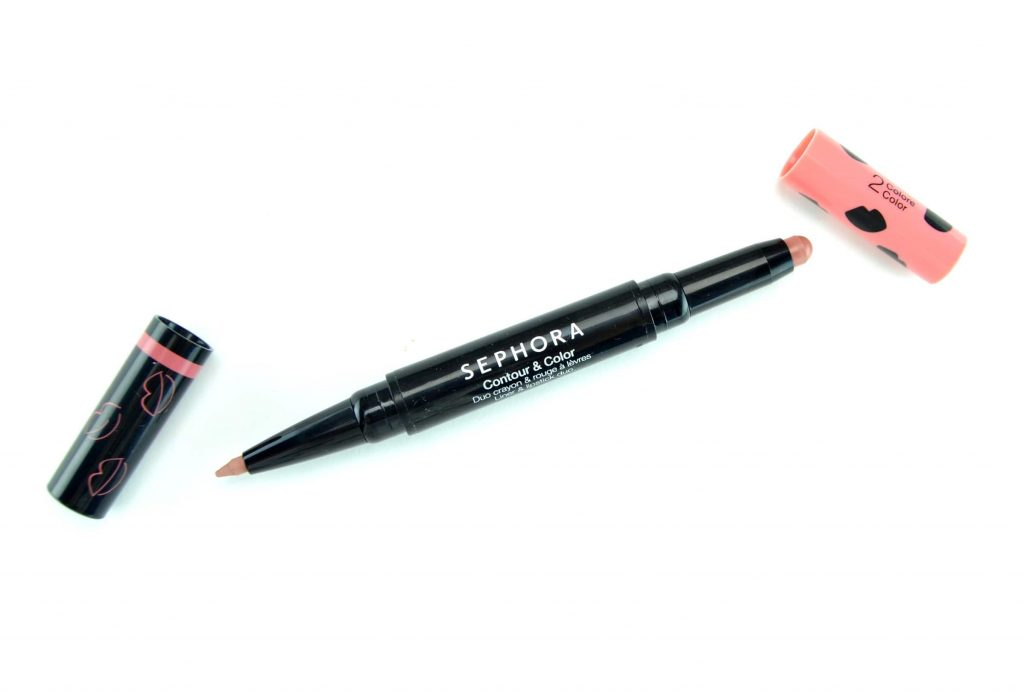 Sephora Collection Contour & Color Liner and Lipstick Du