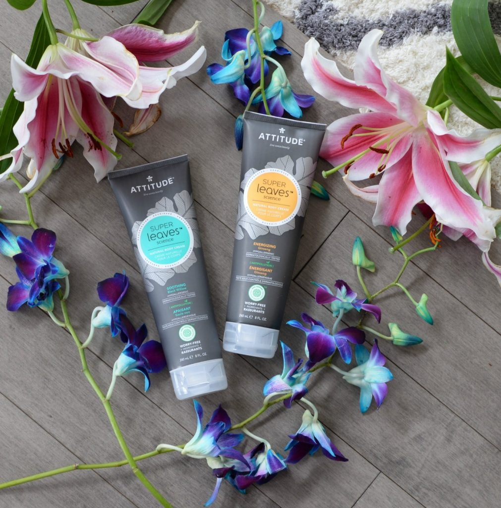 ATTITUDE Super Leaves Soothing Body Cream