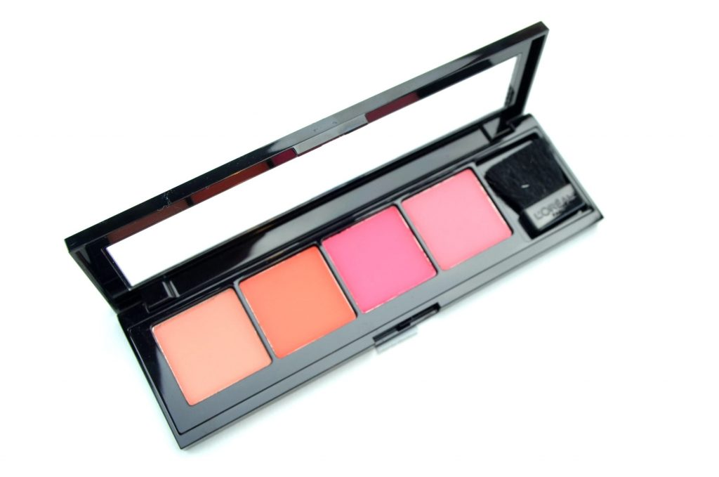 L'Oréal Infallible Paints Blush Palette