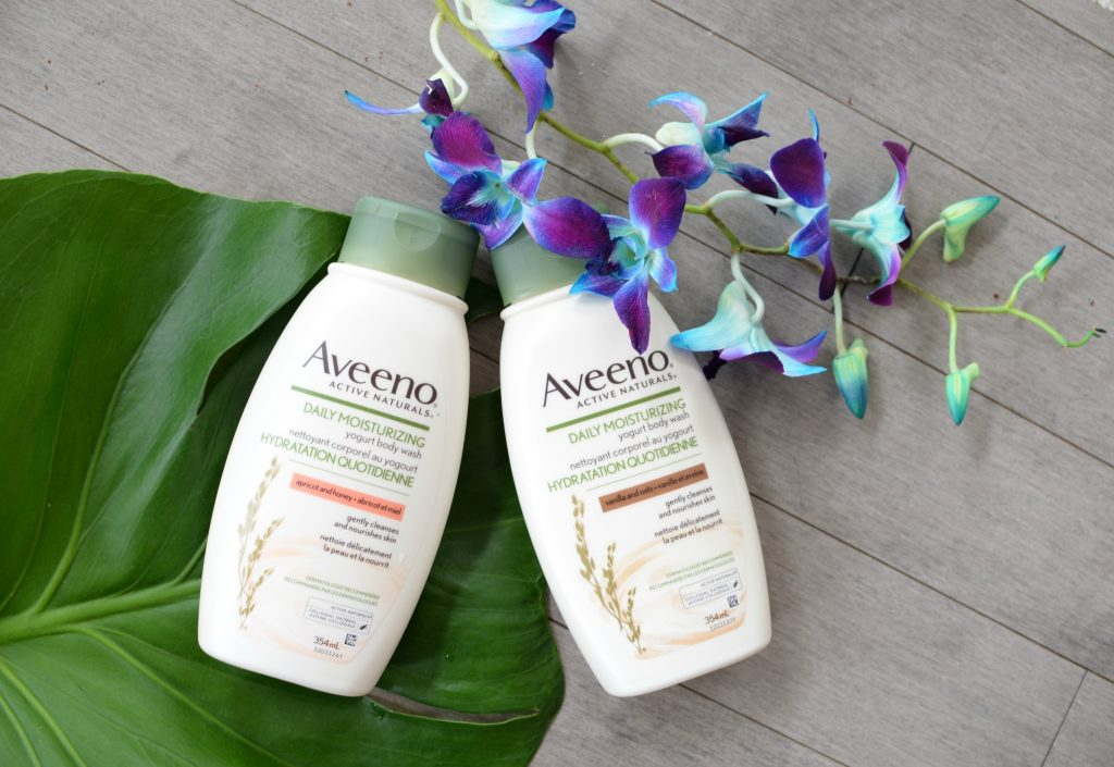 Aveeno Daily Moisturizing Yogurt Body Wash