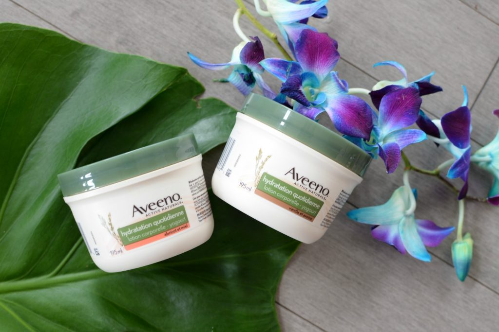 Aveeno Daily Moisturizing Body Yogurt Lotion