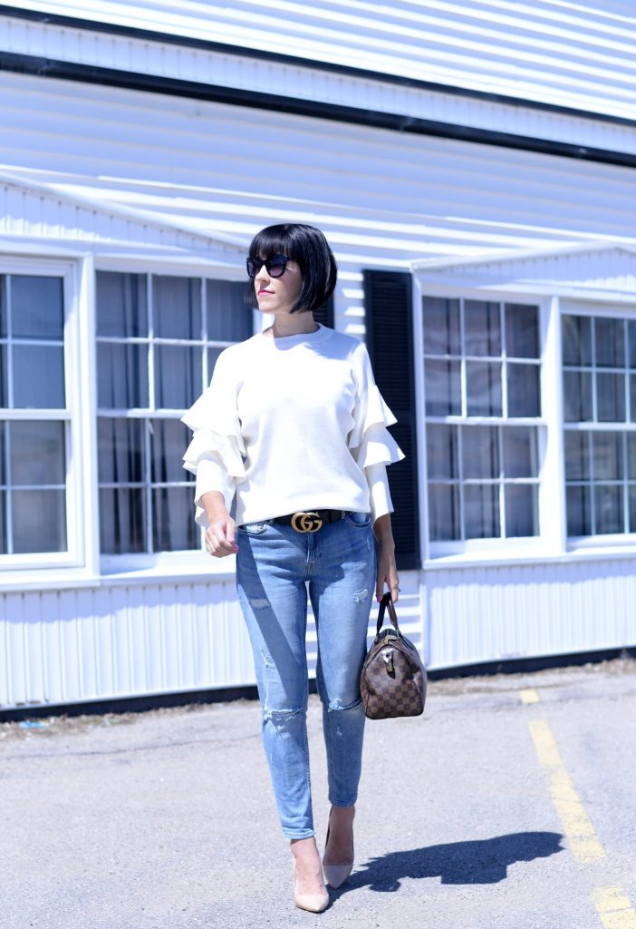It's All About The Statement Sleeve