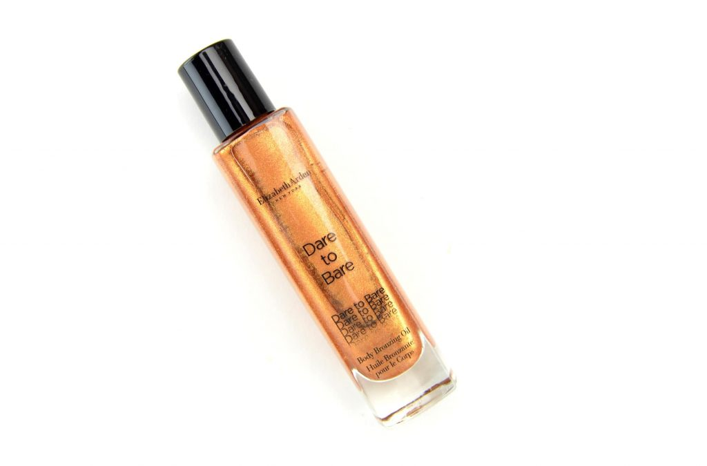 Elizabeth Arden Limited Edition Dare to Bare Body Bronzing Oil