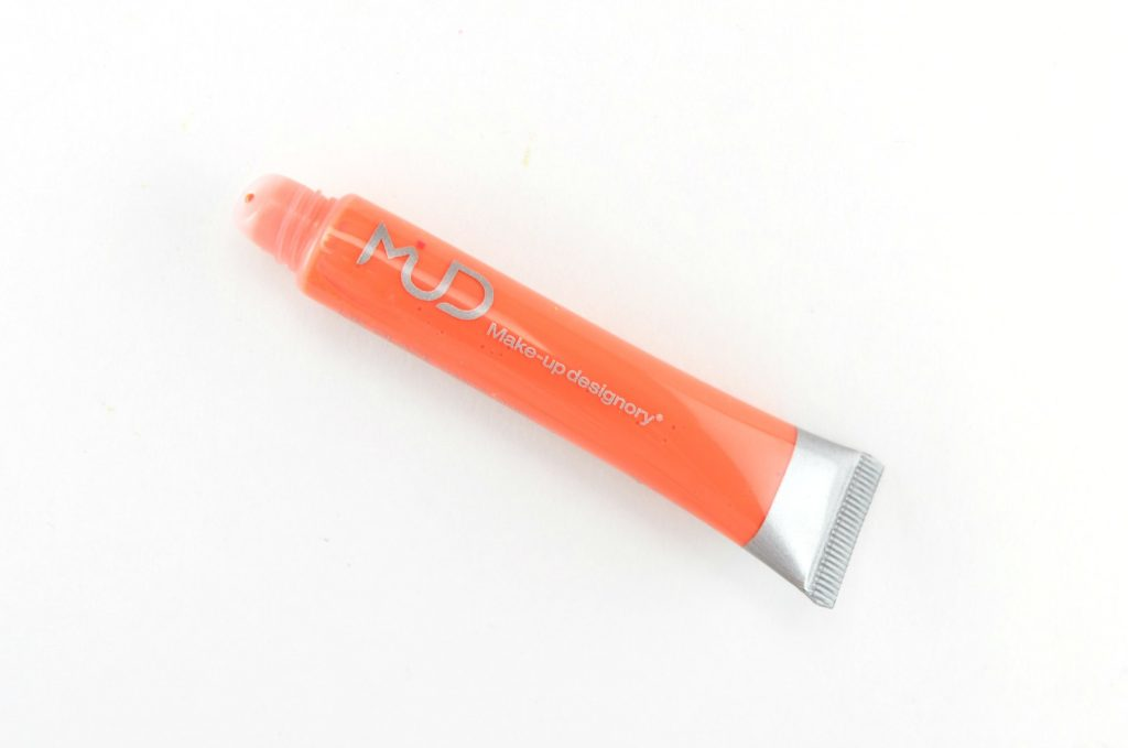 MUD Cantaloupe Lip Glaze