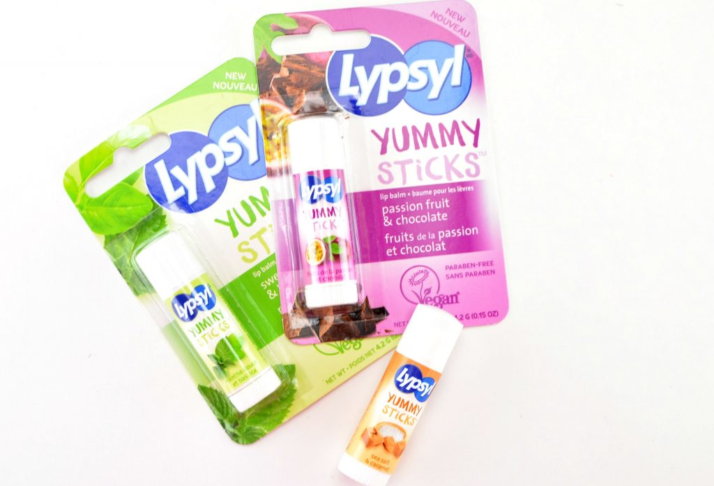 Lypsyl Yummy Sticks