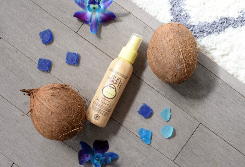 Sun Bum 3 In 1 Leave In Hair Treatment