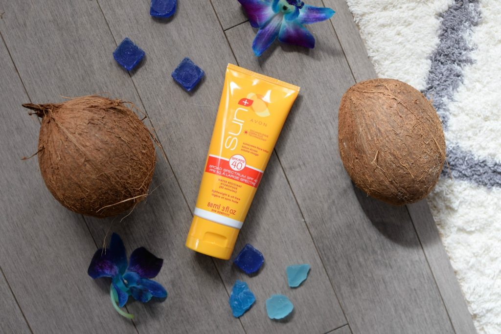 Avon Sun SPF 40 Face Lotion