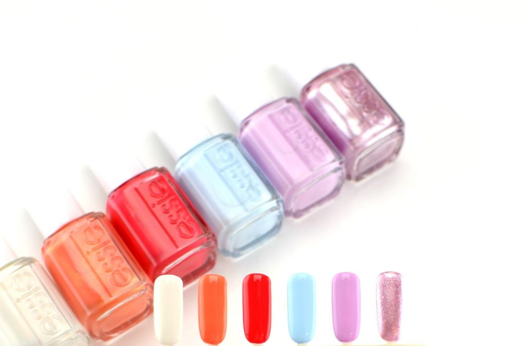 essie nail polish, essie summer 2017 collection, essie polish, nail polish review