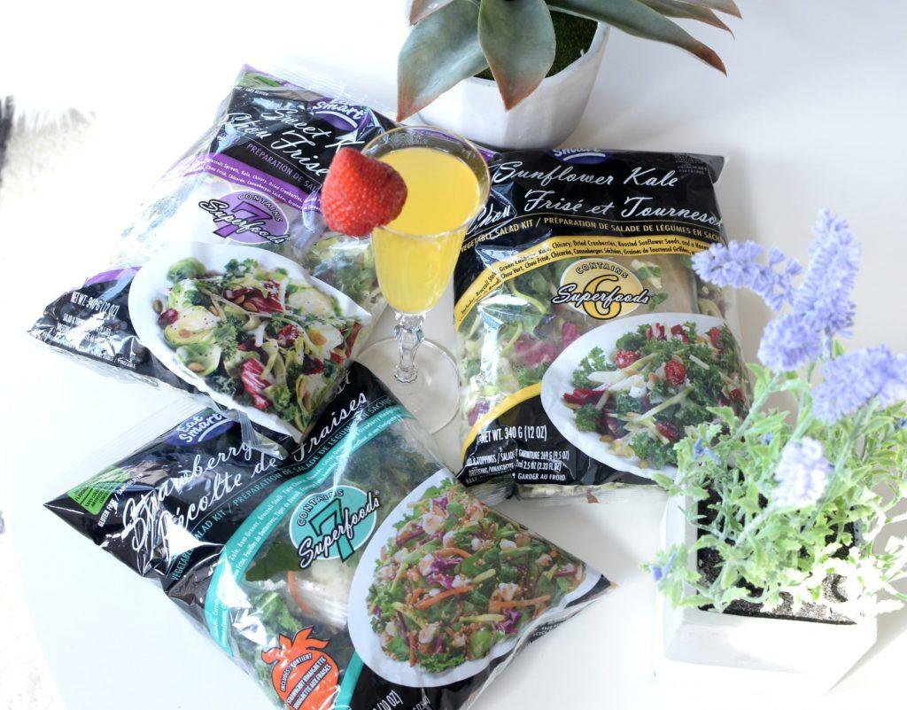 Eat Smart Gourmet Salad Kits
