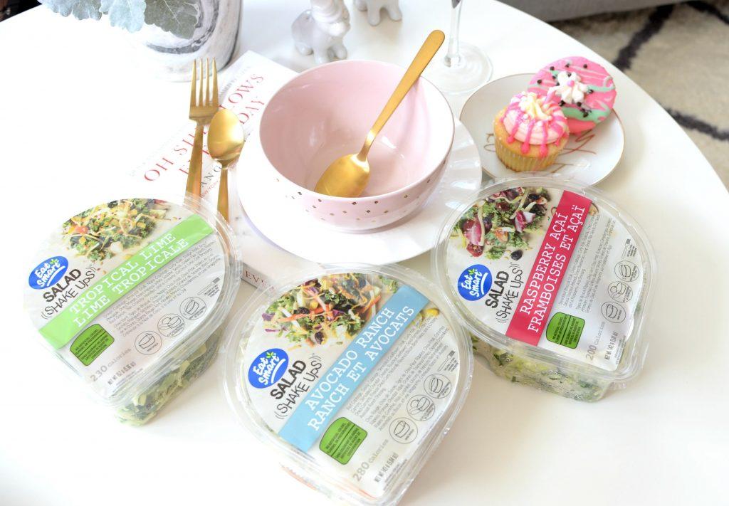 Eat Smart Salad Shake Ups