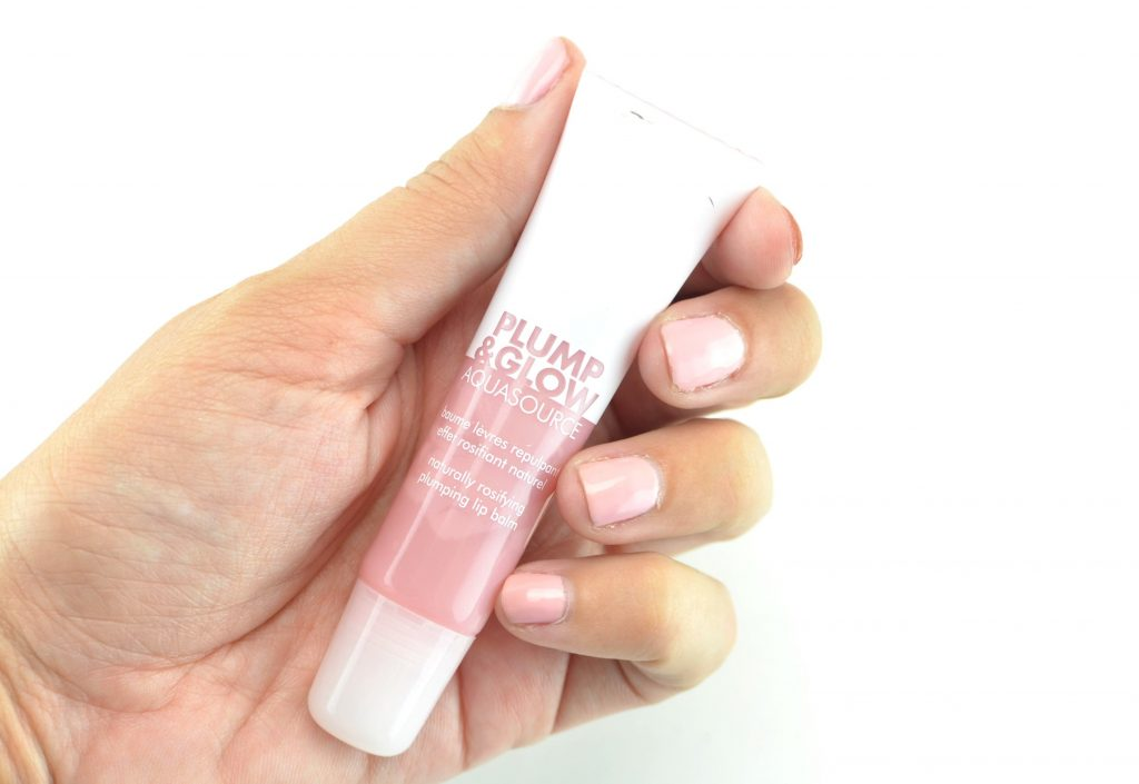 Biotherm Aquasource Plump & Glow Replumping and Smoothing Lip Balm