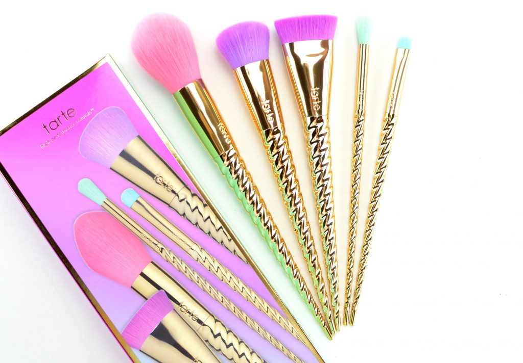 tarte Cosmetics Unicorn Makeup Brushes