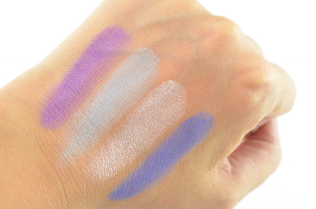 Mary Kay Sunlight and Glistening Horizon Eyeshadow palettes