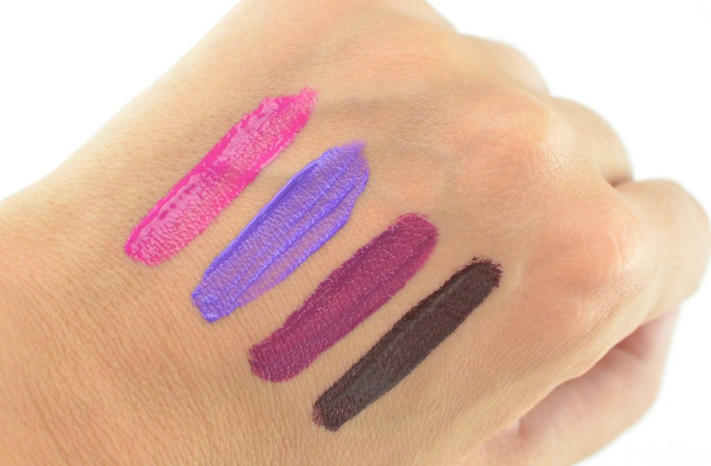 mark. Pout Vinyl Lip Paint Velvet Lip Paint