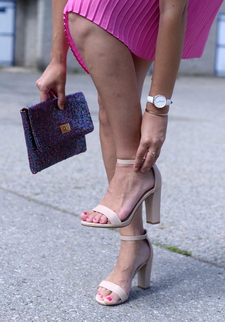 pink Flapper dress