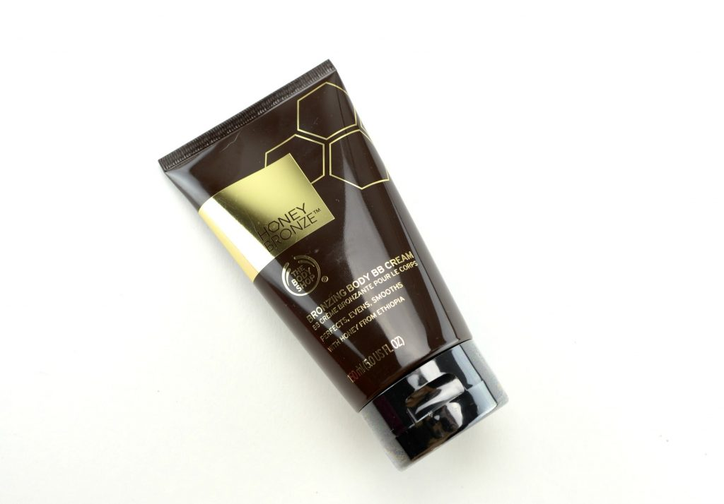 The Body Shop Honey Bronze Bronzing Body BB Cream