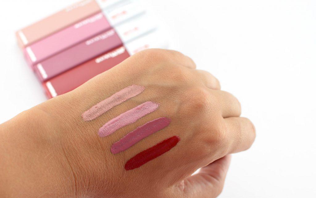 Maybelline SuperStay Matte Ink Liquid Lipsticks
