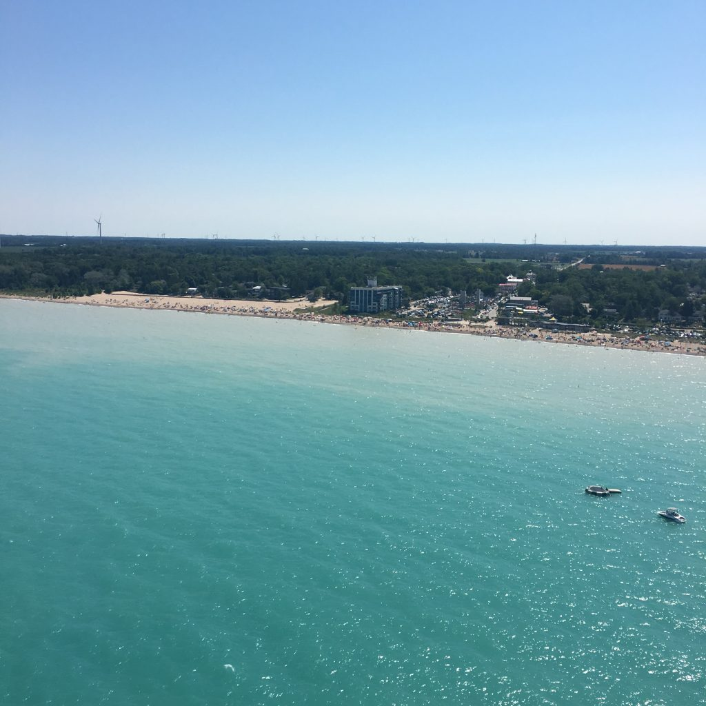 Grand Bend Parasail