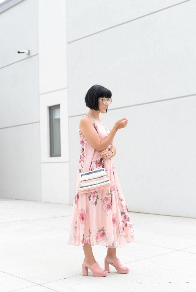 A Dress On A Budget