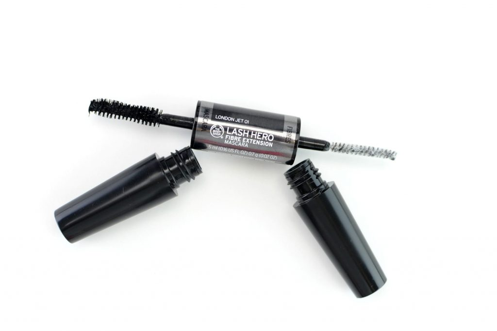 The Body Shop Lash Hero Fibre Extension Mascara