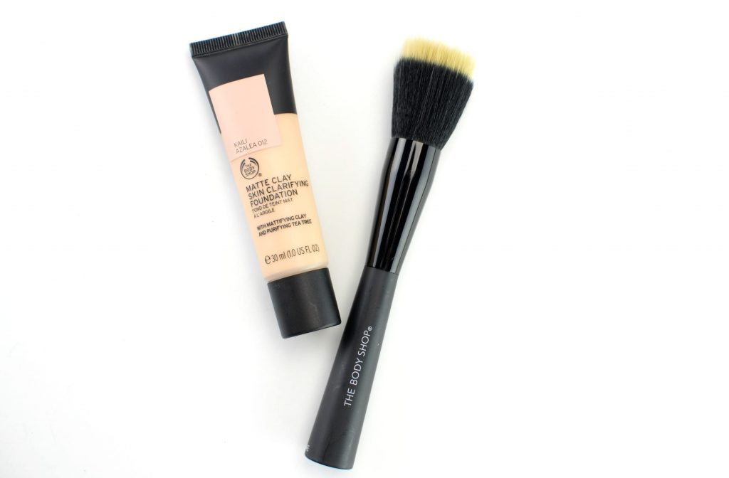 Quick Easy Makeup Look Using Only The Body Shop Products